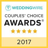 Featured on Wedding Wire