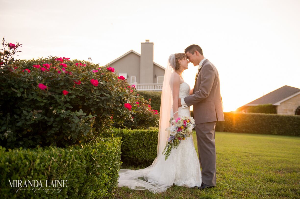 Texas Hill Country Weddings Near San Antonio The Gardens